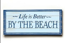 ❤️ Life is Better By The Beach