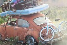 ❤ BIKES & BUGS / Romantic Rides.
