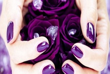 Makeup, accessories & nails, oh my! / by Ashley Borek