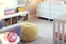 Chambre d'enfant/Kid's bedroom / by Vanessa Brinon