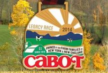 CabotFit / The Cabot Fit Team is a group chosen by Cabot to join the dairy farm families in an effort to increase awareness about the importance of wellness through nutrition and exercise. http://cabotcheese.com/cabotfitteam / by Cabot Cheese
