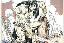 Conan! / by Marcelo Baez