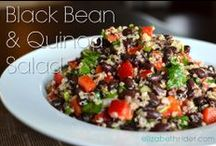 Recipes with Quinoa / by Stefani Tolson