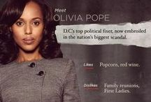 Olivia Pope Style / Fashion inspired by Scandal's Olivia Pope