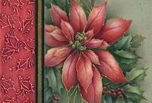 #2  Christmas Cards / Cards / by Jeanette Duke