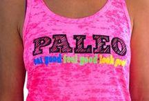 SoRock Shop's Paleo Tanks!