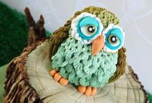 Recipes - Creative Cakes / Pretty and creative cakes for all occasions.