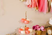 Soiree / Toss the Confetti! Great tips for hosting a party or get together.