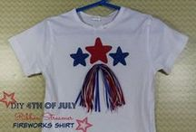Crafts - 4th Of July / Fourth Of July Crafts