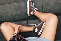 look down / inspiração | pés