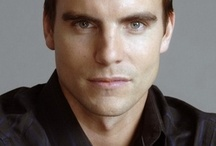Colin Egglesfield / Actor/producer/Shout out! t-shirt creator