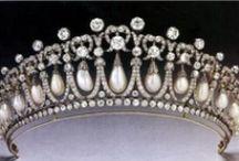 Tiaras and Jewellery