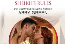 Abby Green / Romance Writer