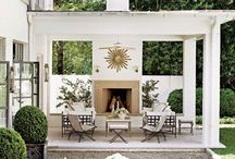 Outdoor rooms / by Lorelei Achor