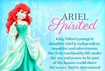Disney princess Ariël