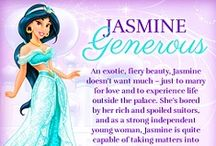 Disney princess jasmine