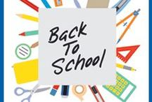 Back to School / Ideas and products for Back to School time!