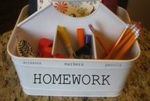 Homework Help / Products and Ideas to help children with their homework!