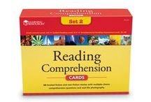 Literacy / A selection of popular literacy products from Learning Resources UK.