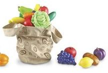 Imaginative Play / Top role play products from Learning Resources UK.