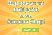 Discounts and Offers / The latest updates on offers and promotions from Learning Resources UK