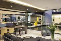 Modern interiors / by Lorelei Achor