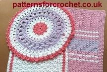 Free Crochet Patterns / Patternsforcrochet is a free crochet pattern website, this is a collection of all my designs on one board. To get any of the patterns go  to www.patternsforcrochet.co.uk / by Patternsforcrochet (a free pattern website)