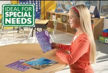 Special Needs / A selection of products from Learning Resources which support Special Educational Needs