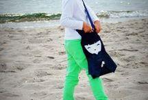 Bag dolls for girls by NinuMilu / Bag dolls for girls. Brands NinuMilu