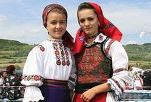 Romanian Blouses & Traditional Costumes