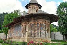 Romanian Churches & Monasteries