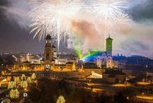 Alba county & Alba Iulia city