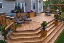 terrasse bois / terrasse bois