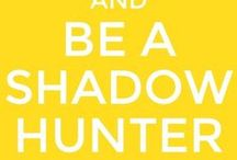 Shadowhunters world •
