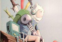 Adventure Time / Hora de aventura