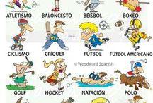 Espanhol / Aprendendo espanhol