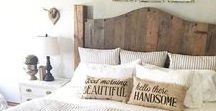 COUNTRY & FARM style / a touch of country