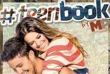 Portadas Teenbook / Diversión, moda, color.