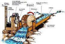 generatrice moulin eau / generatrice moulin eau