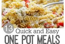 Family Dinners   Easy Dinner Recipes / Yummy, easy & great dinners for the whole family!