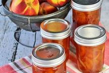 How to Can & Canning Recipes / Tips for canning & preserving and great canning recipes.