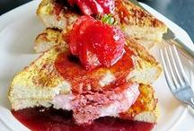 Brunch Ideas / Brunch recipes for a baby Shower, wedding shower or any occasion.