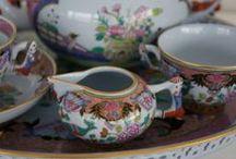 Chinoiserie Tea Time