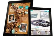 Bead Me: Launch Issue / The very first issue of Bead Me features some really great projects, features and inspiration. / by Bead Me Magazine