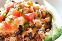Crockpot Recipes / Dinners, Soups, and even desserts. All slow cooker or crockpot recipes.