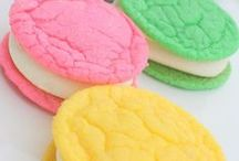 Recipes: Sandwich Cookies & Whoopie Pies / Delicious filling nestled between two heavenly cookies to make a yummy sandwich cookie. / by Coffee With Us 3