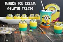 Minions, Minions, & More Minions / I love the minions from Despicable Me!  They are my fav.