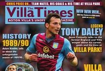 The Villa Times Magazines / Front covers of the magazines, Subscribe to the Villa Times today on www.thevillatimes.com