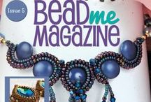 Issue 5: Crystal Special / Our Crystal Special issue is now available for download. / by Bead Me Magazine
