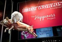 BODY WORLDS News / Inspiring BODY WORLDS: The Happiness Project Amsterdam News & other updates...
